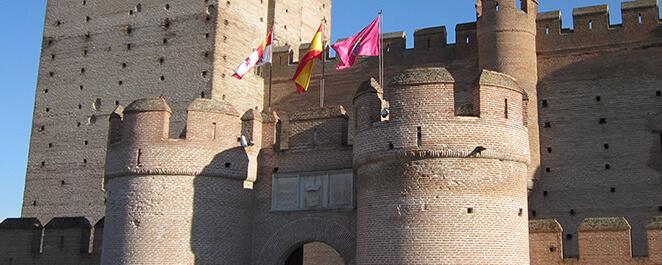 Visita el Castillo de la Mota
