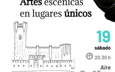 """ThreeR Teatro presentará """"AIRE"""" en el Castillo de la Mota"""