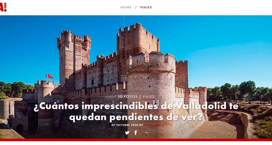 ¿Cuántos imprescindibles de Valladolid te quedan por ver?