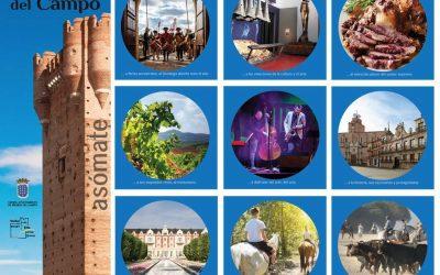 ¡Ya está disponible el nuevo dossier turístico de Medina del Campo!