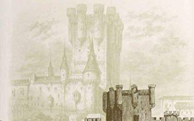 #BibliotecaReal: Cómo leer Castillos. Una guía sobre el apasionante mundo de las fortificaciones.